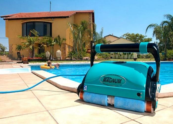 Пылесосы для бассейнов — уборка без проблем