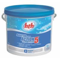 Многофункциональные таблетки стабилизированного хлора 5 в 1, 200 гр. 5 кг. арт. К801757Н2