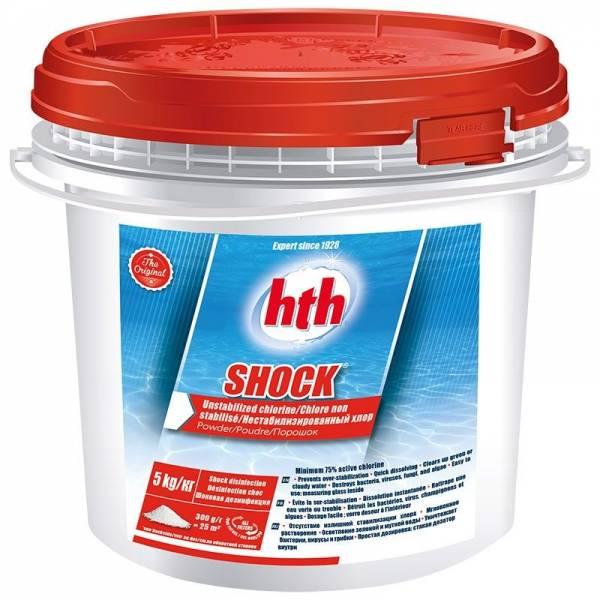 HTH Порошок-шок 5 кг арт. 30742