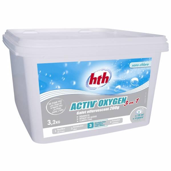 Многофункциональные таблетки активного кислорода 3 в 1, 200 гр. артурикул  D800260H2* 3,2 кг