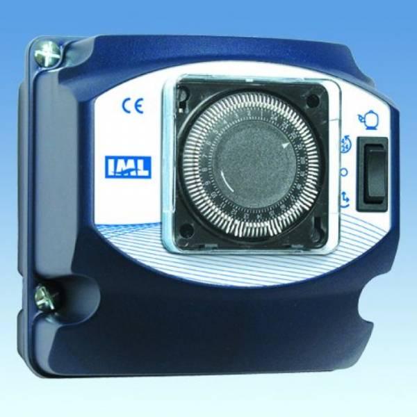 Панель управления фильтрацией с таймером от 0,37 до 0,55 кВт  Артикул AM001BTS