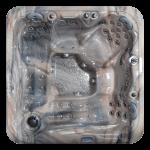 Гидромассажный спа-бассейн Allseas Spa DS 201