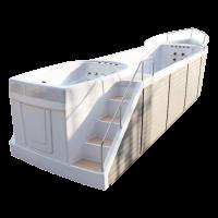 Плавательный спа-бассейн Allseas Spa Zeus