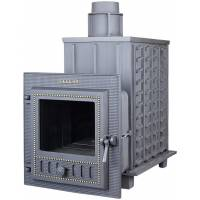 """Чугунная банная печь """"Гефест 3К"""" ПБ-03М-3К"""