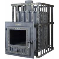 """Чугунная банная печь """"Гефест 3К"""" ПБ-03МС-3К"""