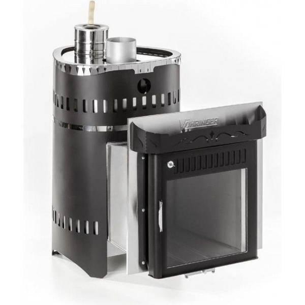Печь для бани Классика Паровая до 23 м³ - Экран