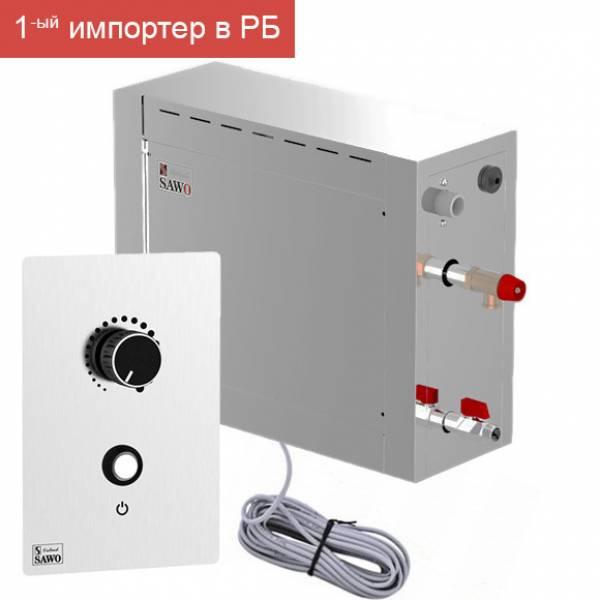 Парогенератор для хаммама SAWO STE-75-C1/3