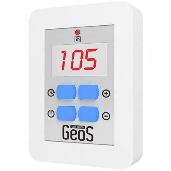 Пульт управления электрокаменкой GeoS-Base 12