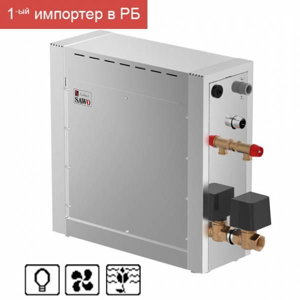 Парогенератор для хаммама SAWO STN-120-3-DFP-X