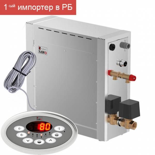 Парогенератор для хаммама SAWO STN-90-C1/3