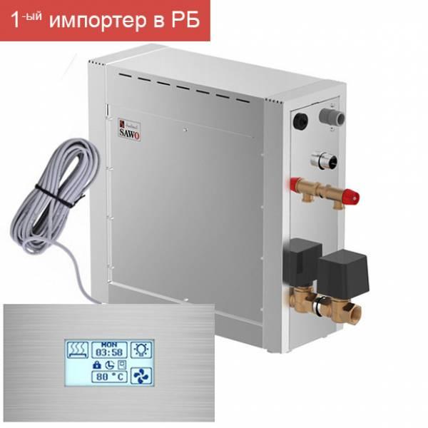 Парогенератор для хаммама SAWO STN-40-1/2-SST