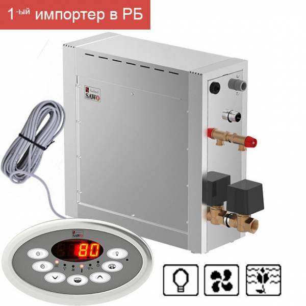 Парогенератор для хаммама SAWO STN-150-3-DFP