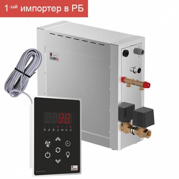 Парогенератор для хаммама SAWO STN-120-3-V2