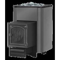 Чугунная банная печь ЭТНА Кратер 18 (ДТ-4)