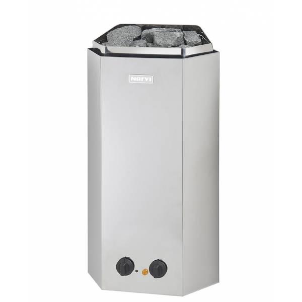 Печь для бани Narvi Minex 3 kW Stainless
