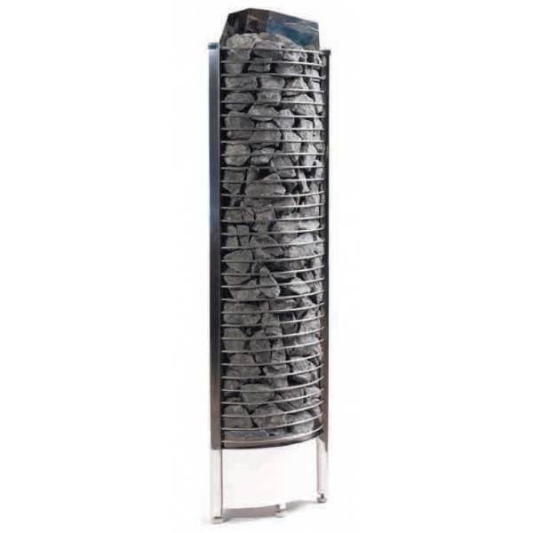Электрокаменка SAWO Tower Corner 8 кВт угловая, без пульта управления Арт. TH4-80NS-CNR