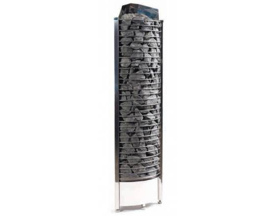 Электрокаменка SAWO Tower Corner 9 кВт угловая, отдельный пульт управления Арт. TH6-90NS-CNR