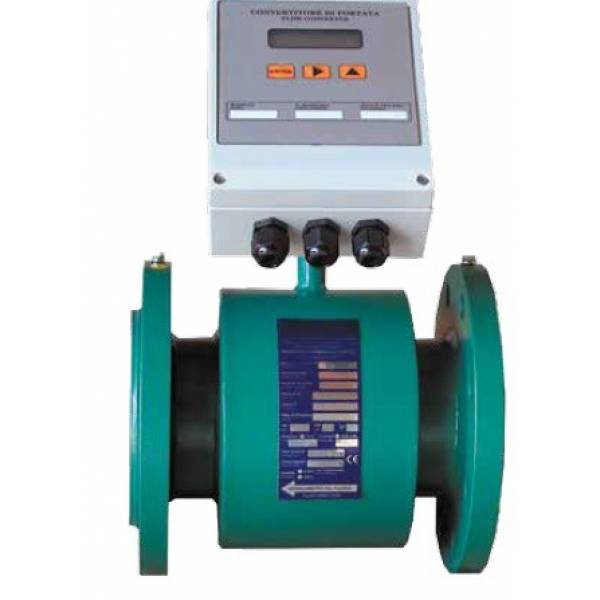 Компактный электромагнитный расходомер STEIEL  Артикул62110005100/AQM МодельST506-A      Патрубок  DN125