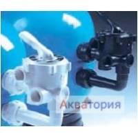 """Верхний 6-позиционный вентиль 1 1/2"""" для фильтра """"IML top"""" PS-6403"""