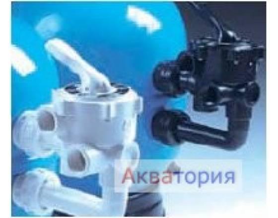 """Верхний 6-позиционный вентиль 1 1/2"""" для фильтра """"ROMA"""" PS-6405"""