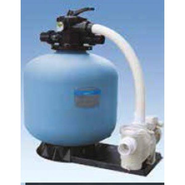 """Фильтровальные установки для бассейнов """"WL-P-DYG-E"""" 6 м3/ч 0,26 квт арт P-DYG400Е"""