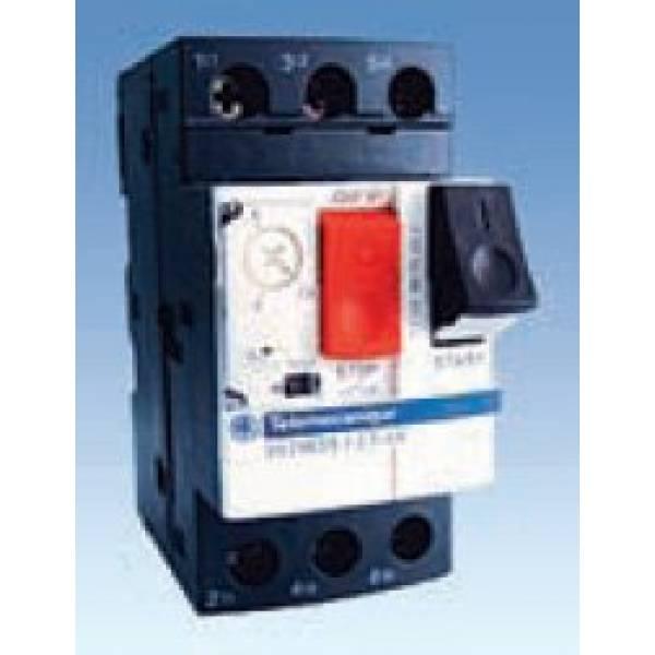 Автоматический трехполюсный выключатель с защитой по току Артикулы: PM10, PM 4