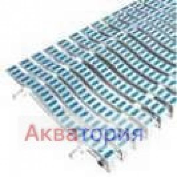 Решетки для переливных лотков Nexus Onda Угловой участок Арт 1004312