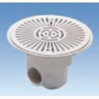 Круглый донный слив из ABS-пластика для бетонного бассейна Арт.: А040