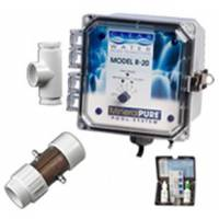 Ионизаторы меди и серебра, Clear Water Inv. R-20