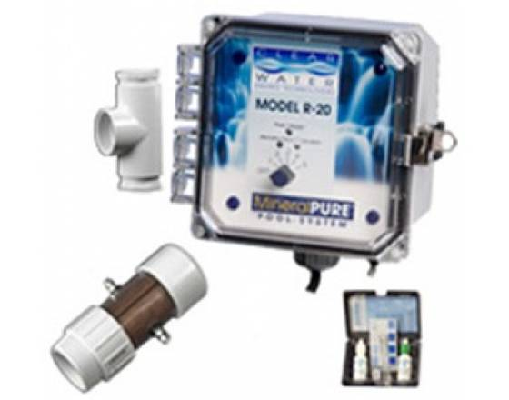 Ионизаторы меди и серебра, Clear Water Inv. R-40