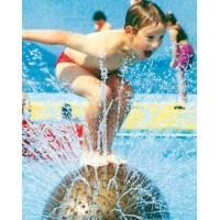 Водяной ежик  Fluvo 54х50х60 см для веса до 11 кг, 24 мЗ/час Бетон