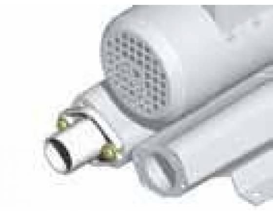 Адаптер для глушителя шума А 270 1013216 Elmo Rietschle