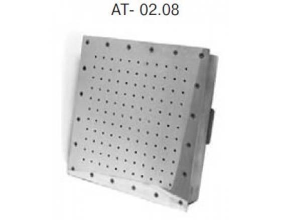 Квадратные панели гейзера Арт.: AT-02.08