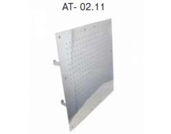 Квадратные панели гейзера Арт.: AT-02.11