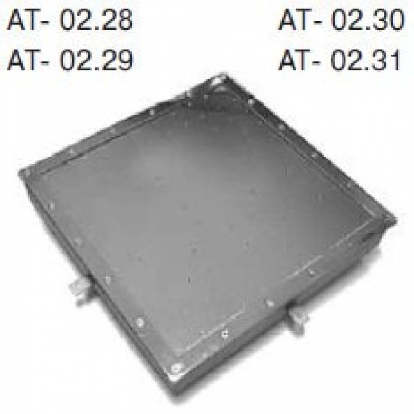 Квадратные панели гейзера Арт.: AT-02.28