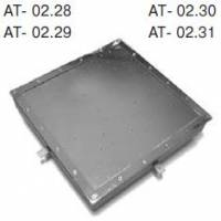 Квадратные панели гейзера Арт.: AT-02.31