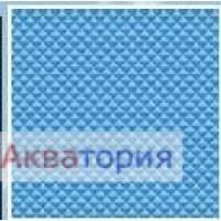 """Пленка ребристая Alkorplan 2000 """"синий"""", 20 х 1,65 м цена за 1-м2"""