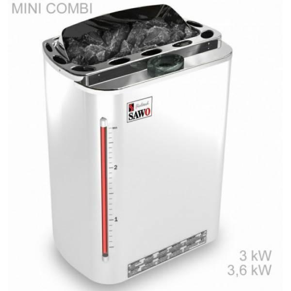 Электрическая печь MINI COMBI MNC-36NS-Z с парогенератором
