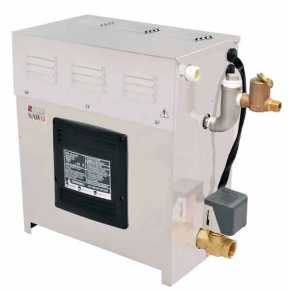 Парогенератор STP-75-C1/3 в комплекте с пультом Innova и автоочисткой