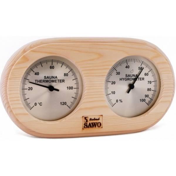 Термогигрометр 222-THР