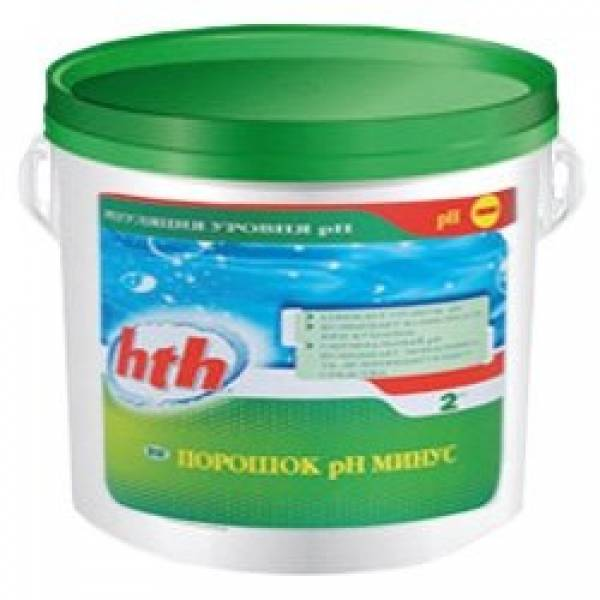 Порошок pH минус - 2 кг Арт. S800812H2