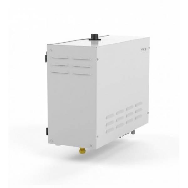 Парогенератор Commercial 9kW 3x400V+N,1/3x230V  Размер: 585x415x230. Объем: 4-16 м³.