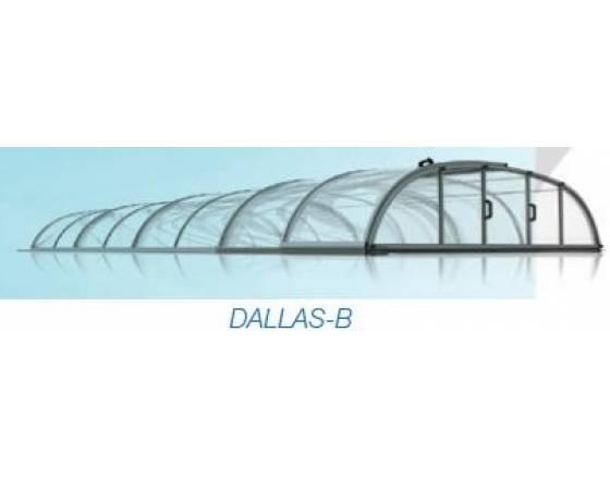 Павильоны для бассейнов DALLAS Размер павильона 8,60 х 5,19 м Размер бассейна 8,48 х 4,67 м арт  1016148