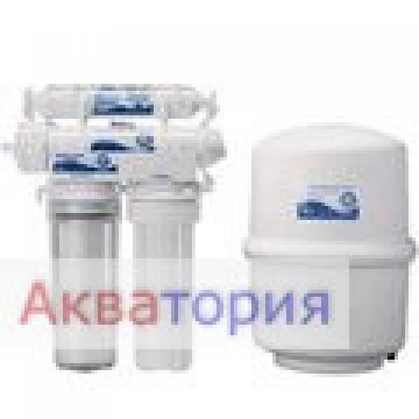 Фильтр 5 ступеней с минерализатором , обратный осмос