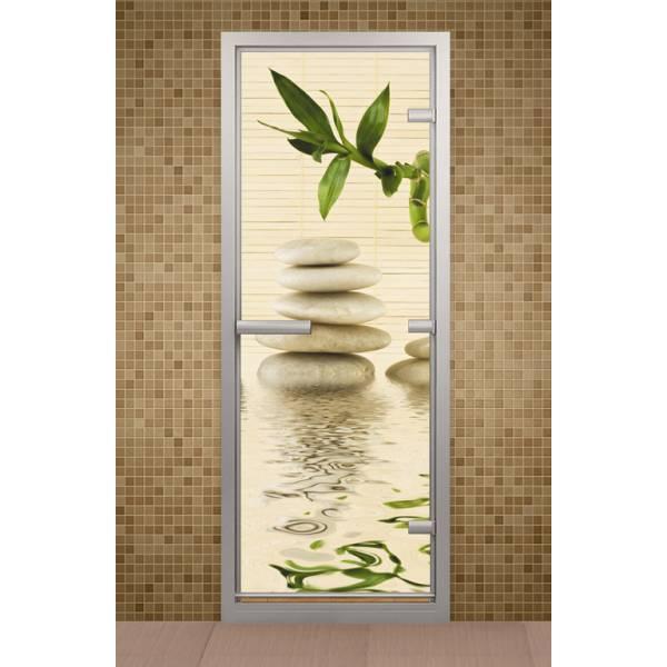 Дверь для турецкой бани и ванной Релакс
