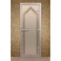 Дверь для турецкой бани и ванной, Чайхона