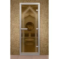 Дверь для турецкой бани и ванной Дастархан