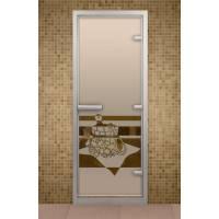 Дверь для турецкой бани и ванной Банный вечер