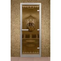 Дверь для турецкой бани и ванной Караван
