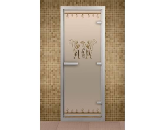 Дверь для турецкой бани и ванной Фараон